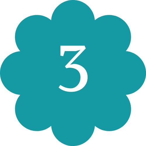 green flower 3